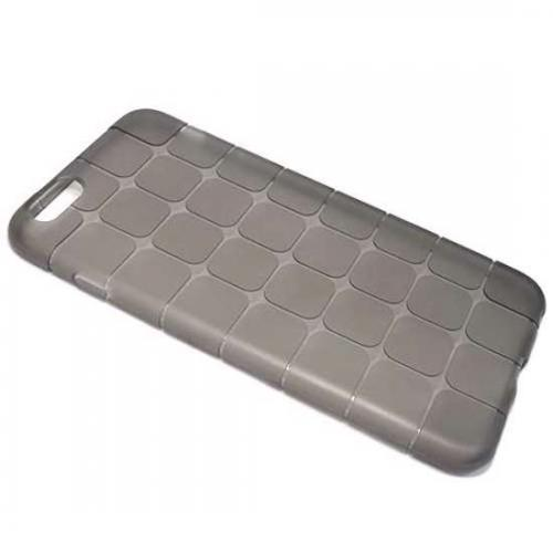 Futrola silikon FINE za Iphone 6 Plus siva preview