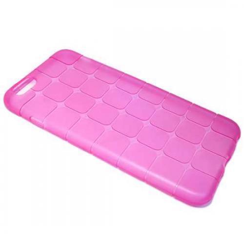 Futrola silikon FINE za Iphone 6 Plus pink preview