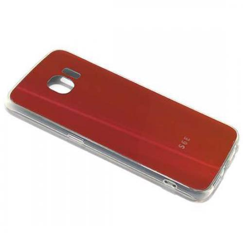 Futrola silikon KAMELEON za Samsung G925 Galaxy S6 Edge crvena preview