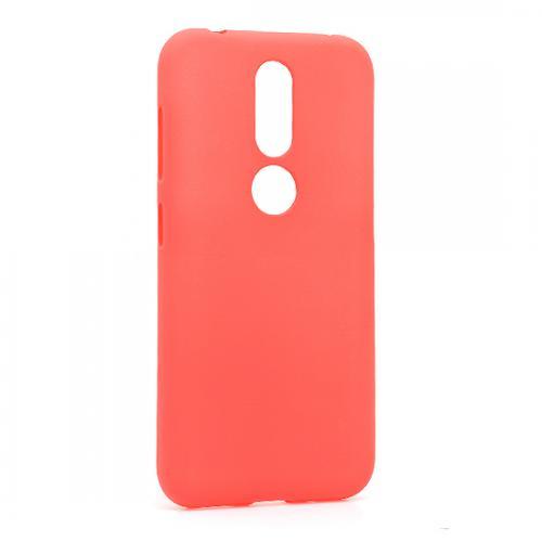 Futrola GENTLE COLOR za Nokia 4 2 crvena preview