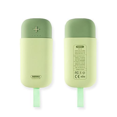 Power bank REMAX Camaroon RPL-32 5000mAh zeleni preview