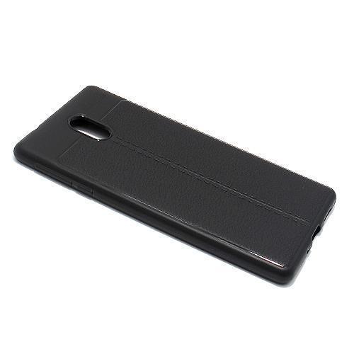 Futrola silikon ELEGANT THIN za Nokia 3 crna preview