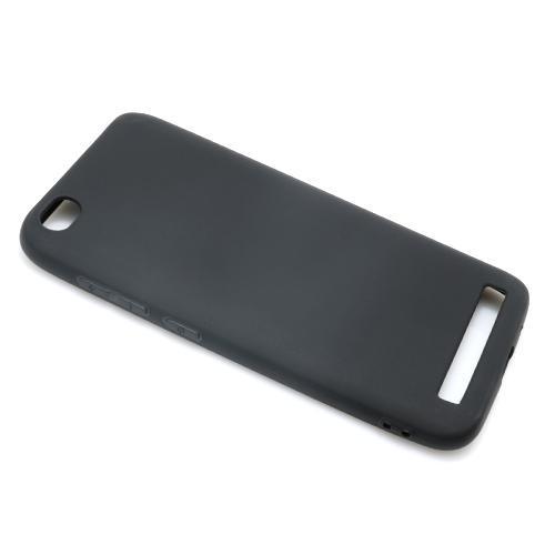 Futrola ULTRA TANKI KOLOR za Xiaomi Redmi 5A crna preview