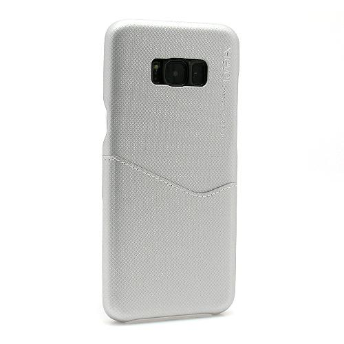 Futrola X-LEVEL Enjoy card za Samsung G955F Galaxy S8 Plus srebrna preview