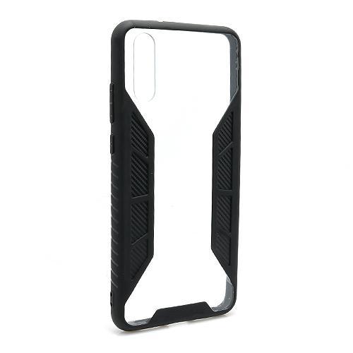 Futrola TOUGH CLEAR za Huawei P20 crna preview