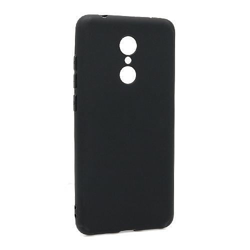 Futrola ULTRA TANKI KOLOR za Xiaomi Redmi 5 crna preview