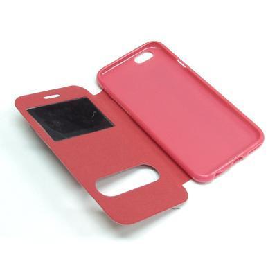 Futrola BI FOLD silikon za Iphone 6G/6S roze preview