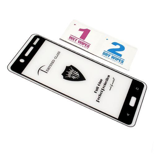 Folija za zastitu ekrana GLASS 2 5D za Nokia 5 crna preview